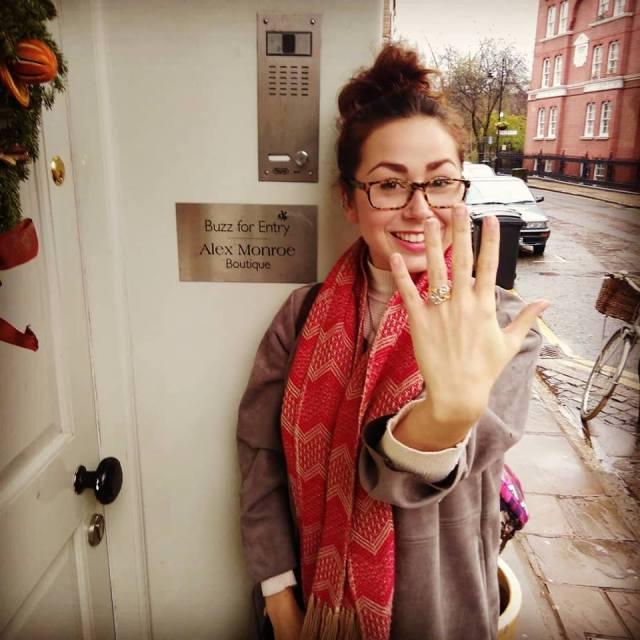 me engaged