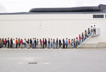 waiting-in-line